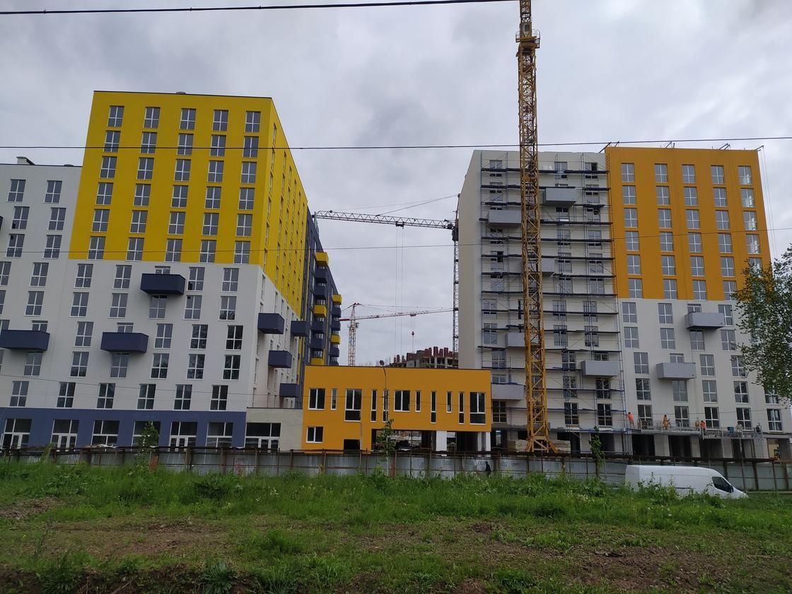 Рудненська, Залізничний район